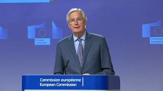 Barnier acusa Reino Unido de falta de empenho no pós-Brexit