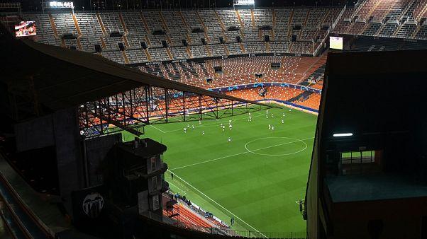 İspanyol futbol tarihinde ilk kez şike suçlamasından dolayı ceza verildi