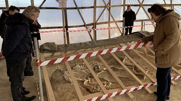 Προχωρά η ανάδειξη του αρχαιολογικού χώρου της Δοξιπάρας στον Έβρο