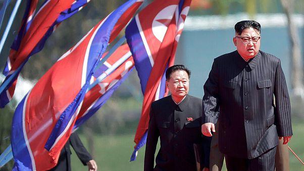 Kim Jong Un,Choe Ryong Hae