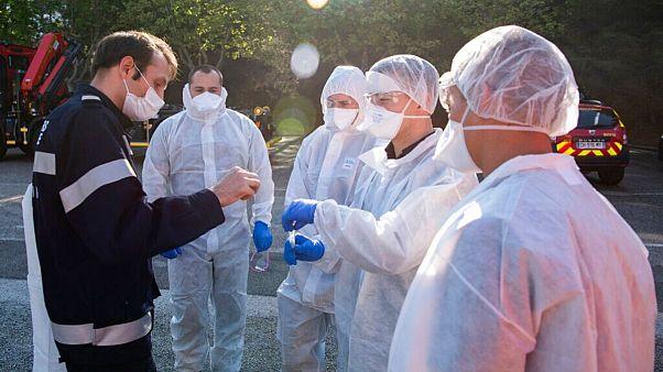 هشدار دانشمندان فرانسوی: شمار مبتلایان برای جلوگیری از موج دوم شیوع کرونا کم است