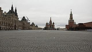 Ρωσία - COVID-19: 60 νεκροί και σχεδόν 6.000 νέα κρούσματα σε ένα 24ωρο
