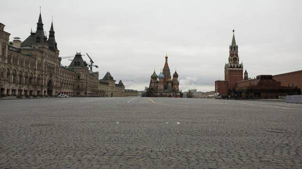 COVID-19: 66 νεκροί και σχεδόν 6.000 νέα κρούσματα στη Ρωσία