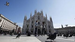 Ιταλία - COVID-19: Μειώθηκαν στους 420 οι νεκροί του 24ωρου αλλά αυξήθηκαν τα νέα κρούσματα