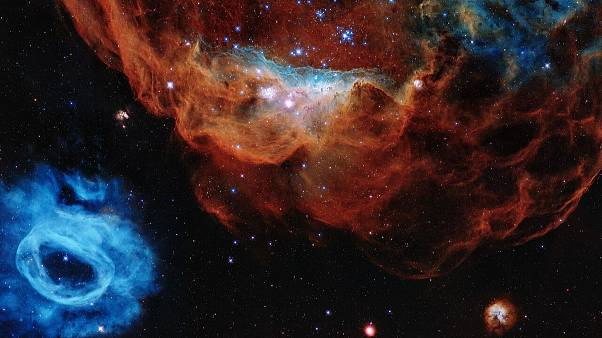 Hubble snaps jaw-dropping image to celebrate its 30th birthday