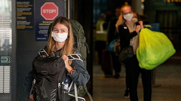 Danimarka koronavirüs salgını