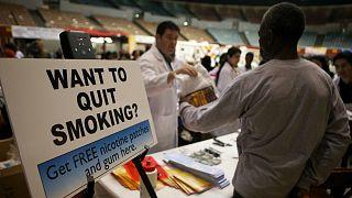 Dohányzásellenes készítmények forgalmazása az USA-ban