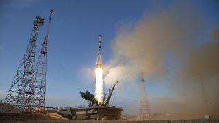 """مركبة الشحن الروسية """"بروغرس"""" تلتحم بمحطة الفضاء الدولية بوقت قياسي"""