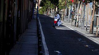 Leichter Anstieg der Corona-Todesopfer in Spanien