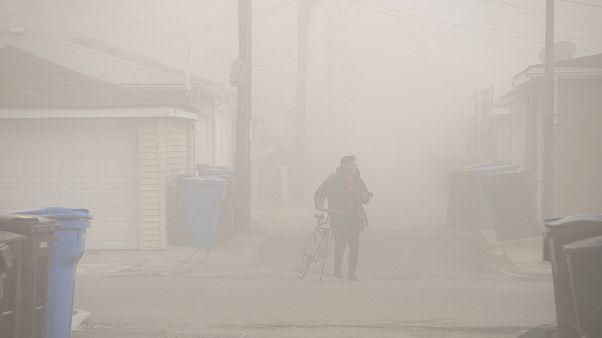 Hava kirliliği insan sağlığını tehdi etmeye devam ediyor