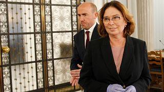 مرشحة الرئاسة البولندية مالغوجاتا كيداوا بلونسكا