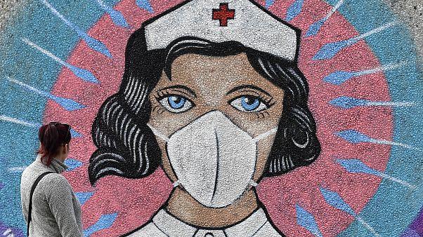 فنون الشارع تنتعش عبر وسائل التواصل الاجتماعي في ظل الحجر الصحي