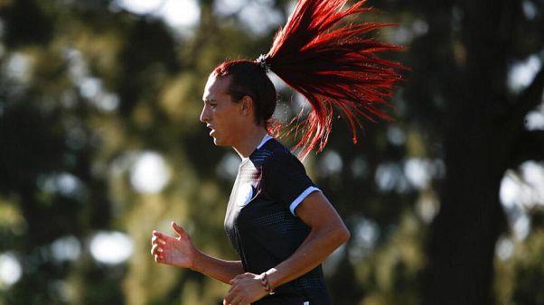 متحولتان جنسياً تسعيان لدخول عالم كرة القدم للمحترفين في الأرجنتين