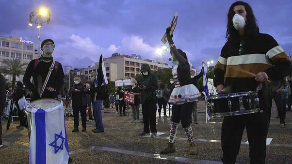 Israël : nouvelle manifestation contre Benyamin Nétanyahou
