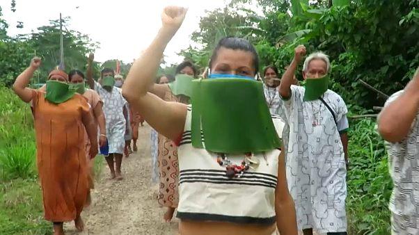 Un grito de socorro de la Amazonía