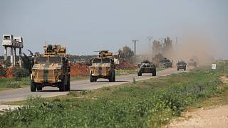 Suriye İnsan Hakları Gözlemevi: İdlib'de TSK ile eylemciler arasında çatışma çıktı, 2 gösterici öldü