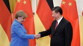 Çinli diplomatlar, Pekin'in Covid-19 yönetimiyle ilgili Almanya'dan olumlu yorum talep etmiş