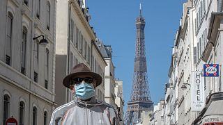لجنة فرنسية مستقلة تصادق على نظام لتعقب المصابين بكوفيد-19