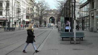 В Швейцарии спорят о путях выхода из карантина