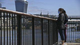 Londra la pandemia crea nuovi poveri