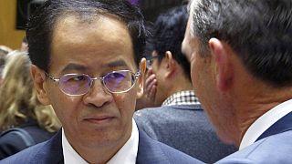 Çin'in Avusturalya Büyükelçisi Cheng Jingye
