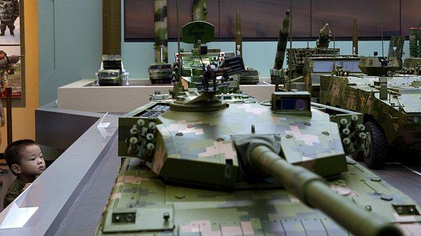 هزینههای نظامی در سطح جهانی رکورد زد؛ ۱۹۱۷ میلیارد دلار در سال ۲۰۱۹