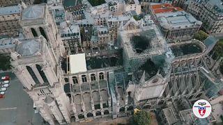 Notre-Dame de Paris : les travaux vont pouvoir reprendre