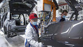 La production automobile reprend progressivement