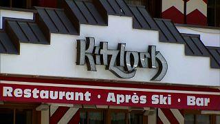 """""""Kitzloch""""-Bar in Ischgl"""
