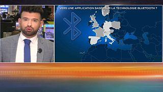Coronavirus : les projets et expérimentations d'applications de traçage se multiplient en Europe