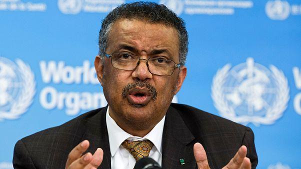 رئيس منظمة الصحة العالمية: كان على العالم أن يصغي للمنظمة بشأن كورونا