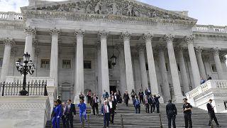 ABD Temsilciler Meclisi (genel görünüm / arşiv)