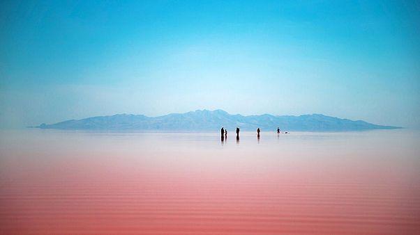دریاچه ارومیه رکورد آبگیری ۱۰ ساله را شکست