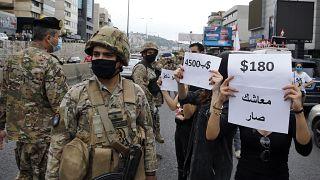 کاهش ارزش پول ملی معترضان را به خیابانها آورد