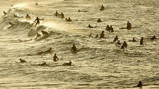 Австралия: на пляж, соблюдая дистанцию