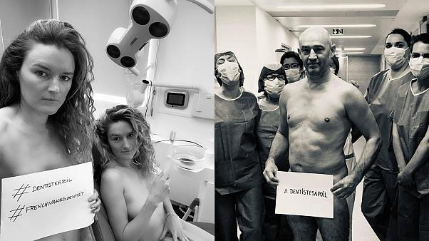Dentistas desnudos