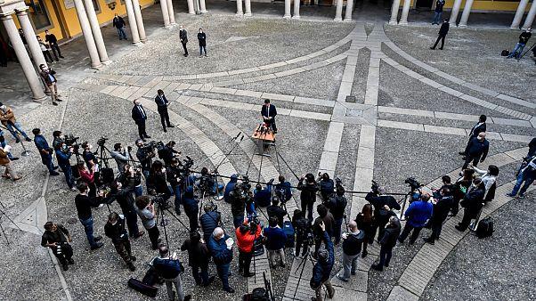 Η Ιταλία προσέφυγε στο Ταμείο Αλληλεγγύης της ΕΕ