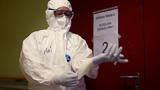Virus Outbreak Hungary