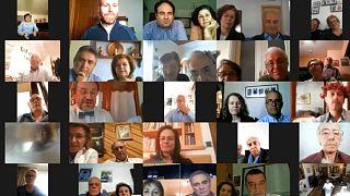 Η «παγκόσμια» χορωδία της Εράτυρας Κοζάνης συνδυάζει παράδοση και τεχνολογία (vid)
