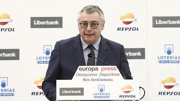 Spain Obit Robinson