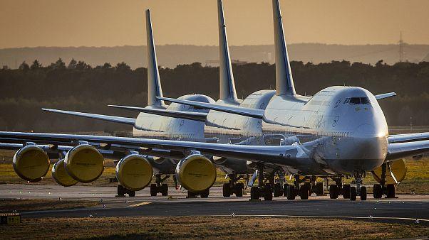 Staatsbeteiligung oder nicht? Nervenkrieg um Lufthansa