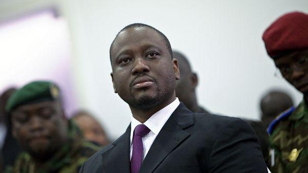 Fildişi Sahili cumhurbaşkanı adayı ve eski Başbakan Guillaume Soro