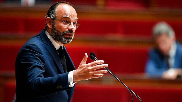 France's prime minister, Édouard Philippe