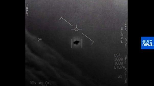 Mitten in Covid-19-Krise: Pentagon veröffentlicht 3 Videos von Ufos