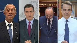 Europa diseña su 'nueva normalidad': los gobiernos presentan sus planes de desescalada