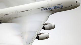 Virus Outbreak Airbus
