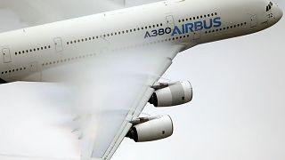 Koronavirüs salgını Airbus'a ilk çeyrekte 481 milyon euro kaybettirdi