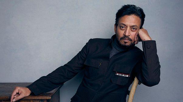 Oyuncu Irrfan Khan