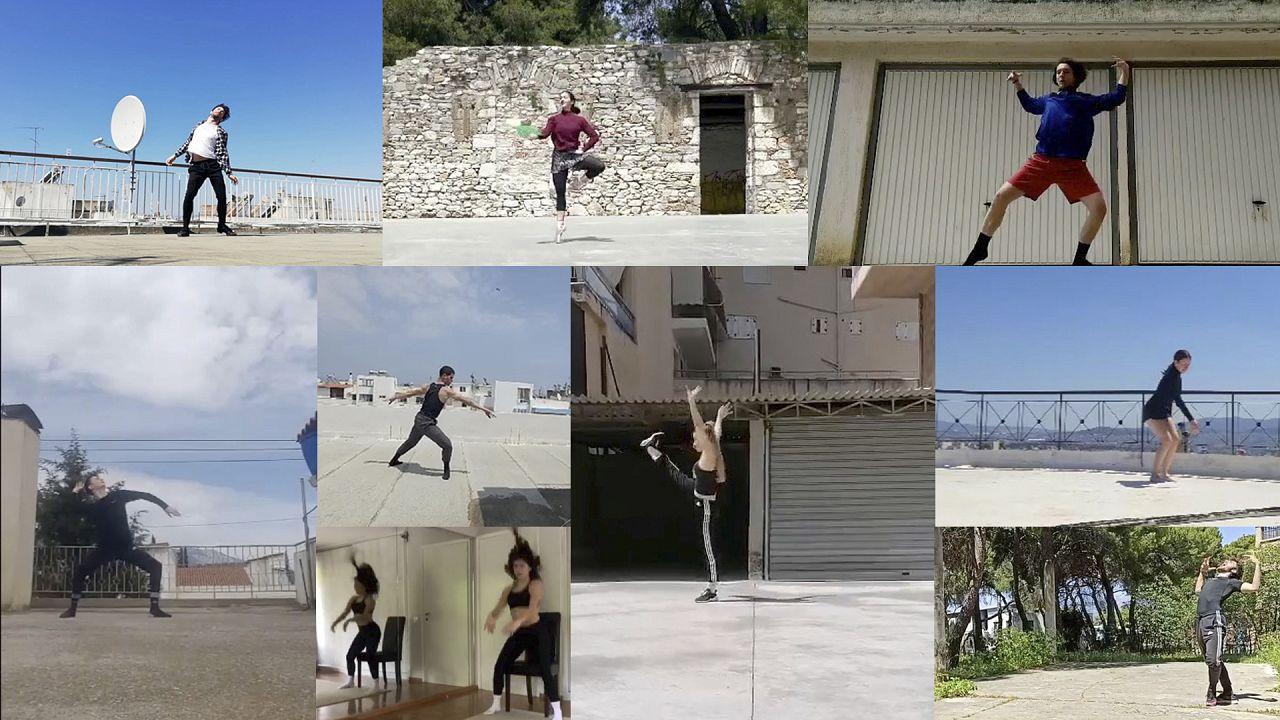 Η Εθνική Λυρική Σκηνή γιορτάζει την παγκόσμια μέρα χορού