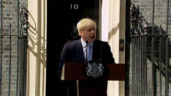 Nasceu o filho de Boris Johnson